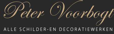 Peter Voorbogt | Schilder en decoratiewerken